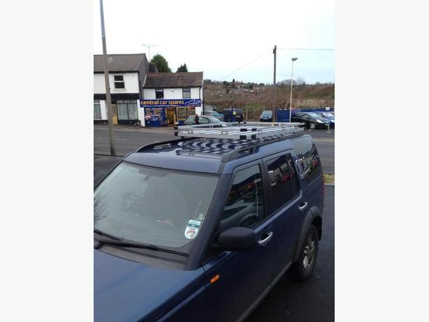 Brand new Land Rover Discovery 3 & 4 Overland Aluminium Roof Rack