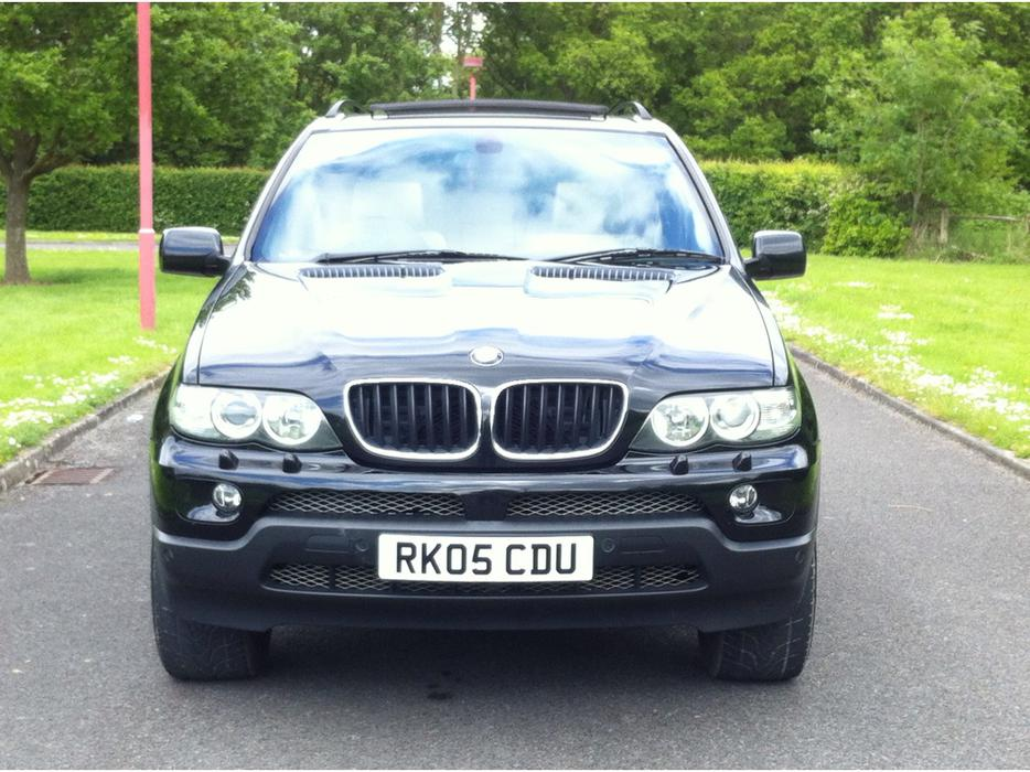 2005 bmw x5 sport 3 0d dudley dudley. Black Bedroom Furniture Sets. Home Design Ideas