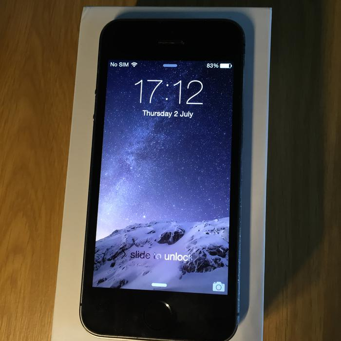 free iphone 5s no offers or surveys iphone 5s 16gb space grey oldbury wolverhton 2486