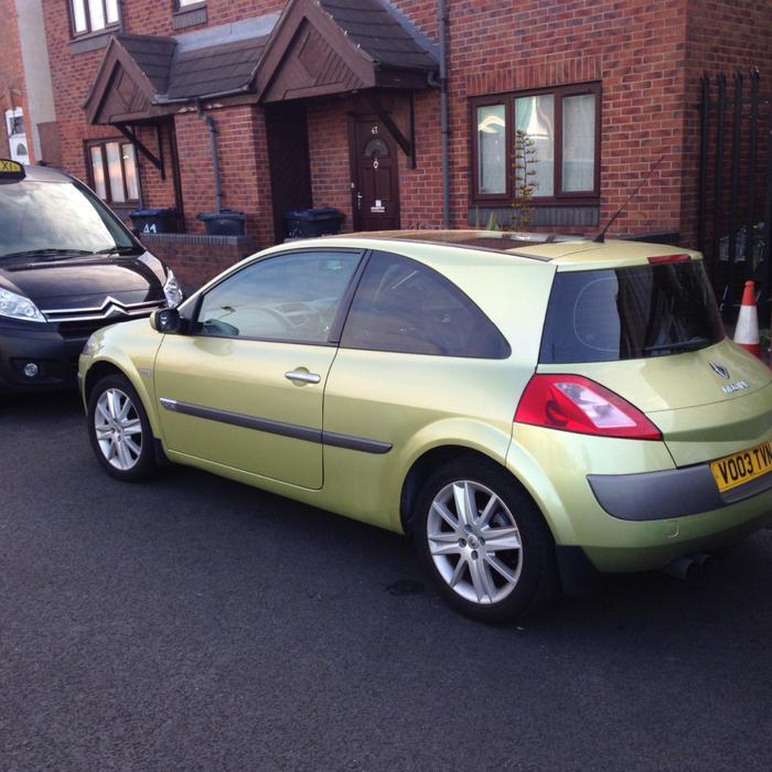 Megane Auto 2 0 Tipton Wolverhampton