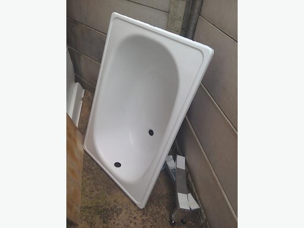3/4 steel bath