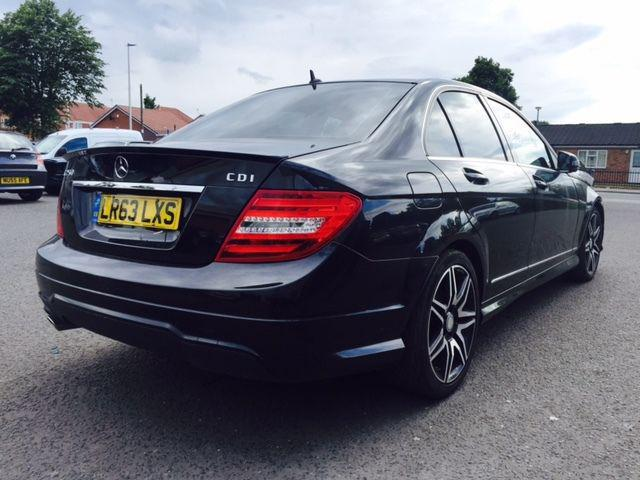 2013 mercedes benz c250 cdi amg outside black country for 2013 c250 mercedes benz