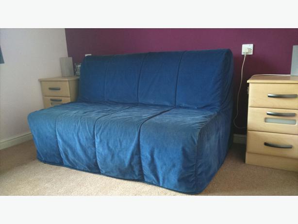Ikea Lycksele Two Seat Sofa Bed Halesowen Dudley