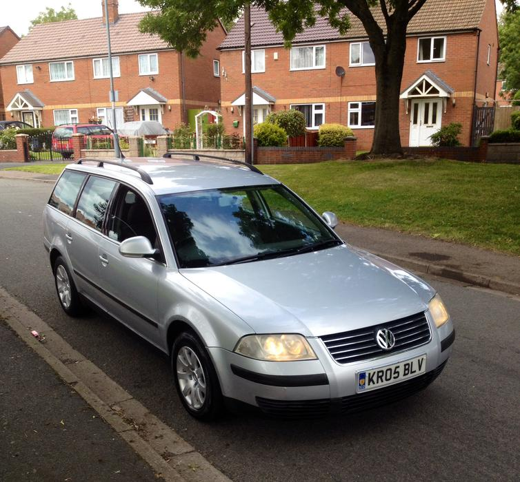 2005 volkswagen passat 1 9 tdi trendline 130 bhp manual sandwell dudley. Black Bedroom Furniture Sets. Home Design Ideas