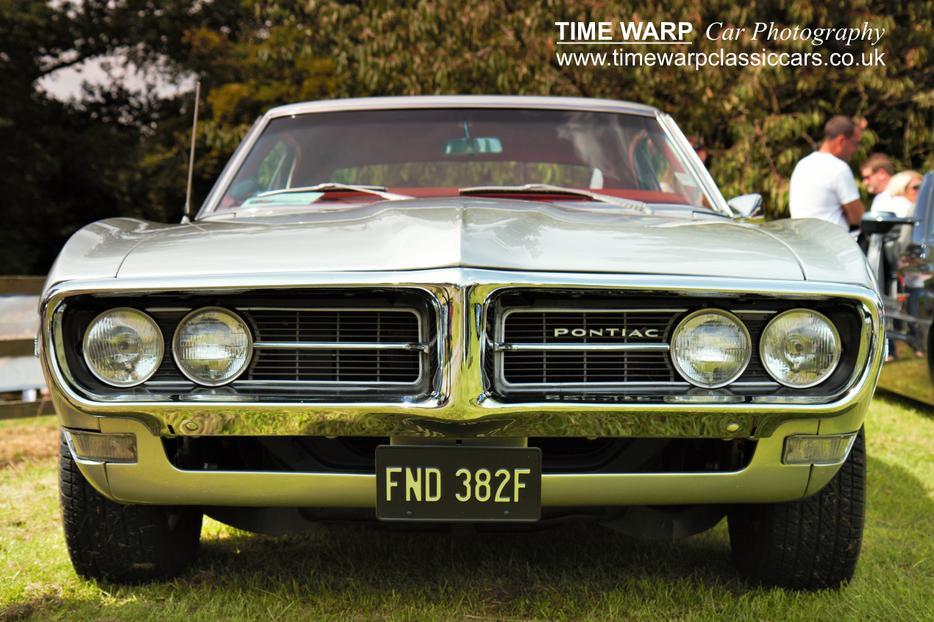 Stafford Castle Classic Car Show