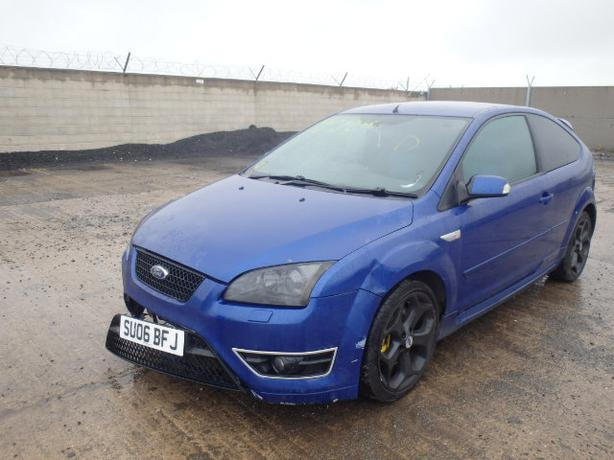 Log In Needed 1 100 2006 Ford Focus St 2 5 Petrol Start And Drive Very Light Dent On Wing And Bumper