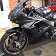 2005 Yamaha R6 Black