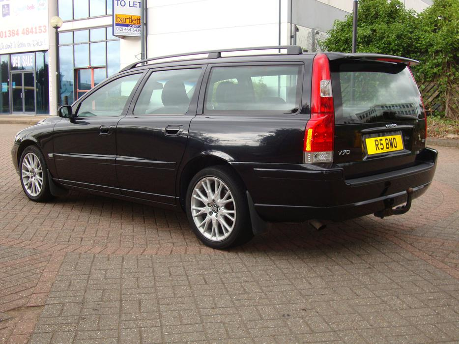 2005 volvo v70 d5 sport automatic estate brierley hill dudley. Black Bedroom Furniture Sets. Home Design Ideas
