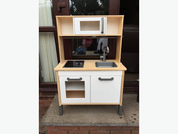 Ikea kitchen kids play kitchen wolverhampton dudley - Ikea wooden kitchen playset ...
