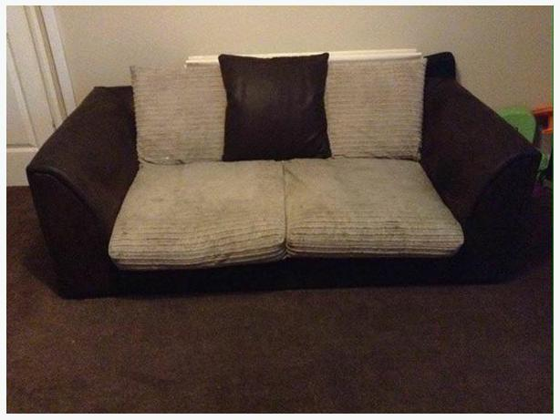 2 3 seater sofas for sale dudley sandwell for Comfy sofas for sale