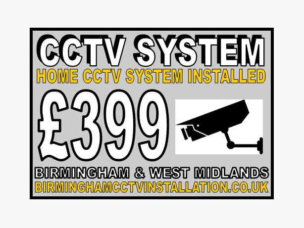 CCTV INSTALLATION FOR HOME & BUSINESS EX ADT INSTALLER