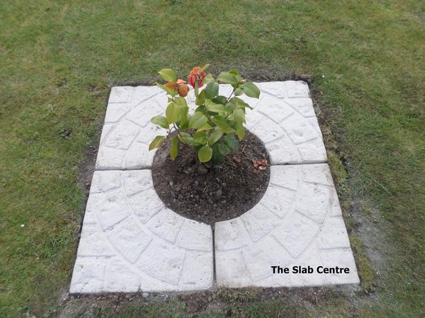 Concrete Cobble Stone Planters *NEW*