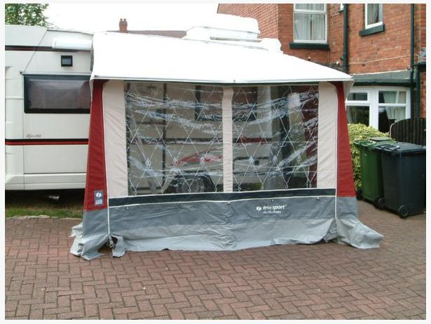 Trio Sport Midi Porch Awning Walsall Wolverhampton