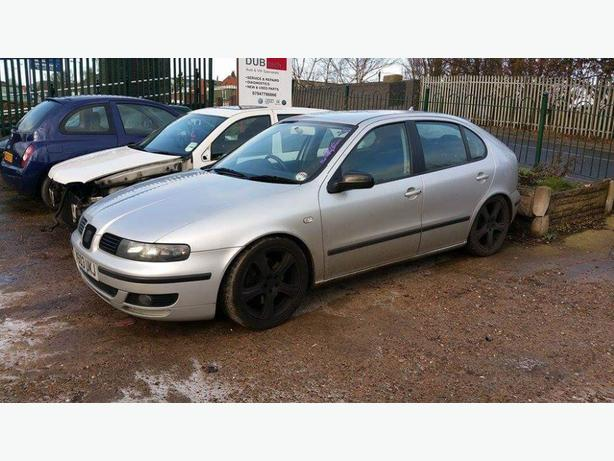seat leon cupra breaking for spares walsall wolverhampton. Black Bedroom Furniture Sets. Home Design Ideas