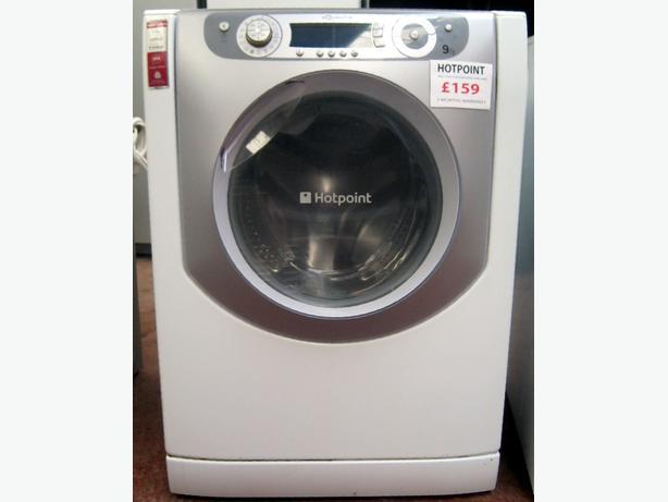 weekend deal hotpoint aqualtis washing machine massive. Black Bedroom Furniture Sets. Home Design Ideas