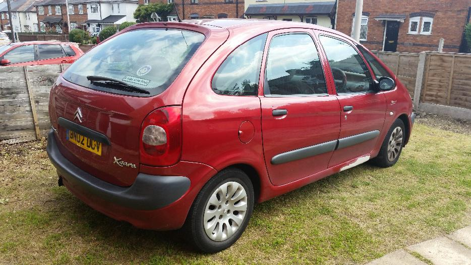 citroen xsara picasso 2 0 hdi long mot wednesbury wolverhampton. Black Bedroom Furniture Sets. Home Design Ideas
