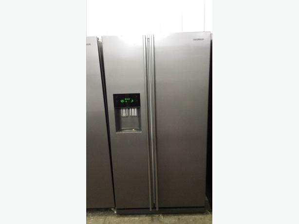 SAMSUNG RSH1DTMH AMERICAN STYLE FRIDGE FREEZER WITH**6 MONTHS WARRANTY**