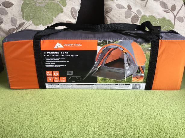 Ozark trail 2 man tent & Ozark Trail 2 - XXXDress