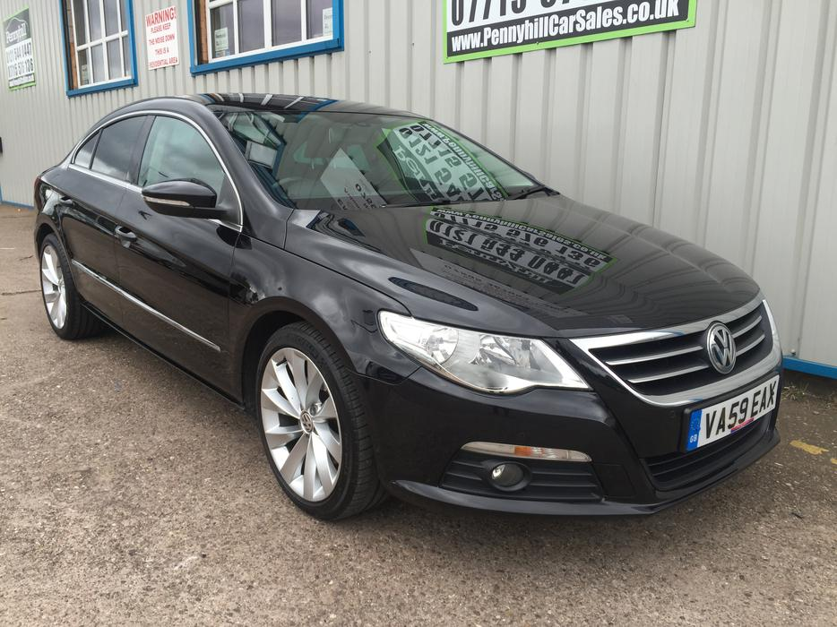 2010 volkswagen passat cc gt 2 0 tdi 170 full service history immaculate oldbury sandwell. Black Bedroom Furniture Sets. Home Design Ideas