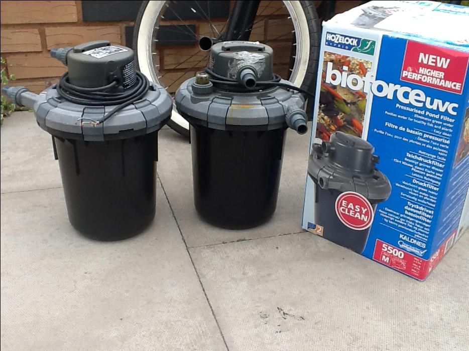 Bioforce Uv Pond Filters Wolverhampton Wolverhampton