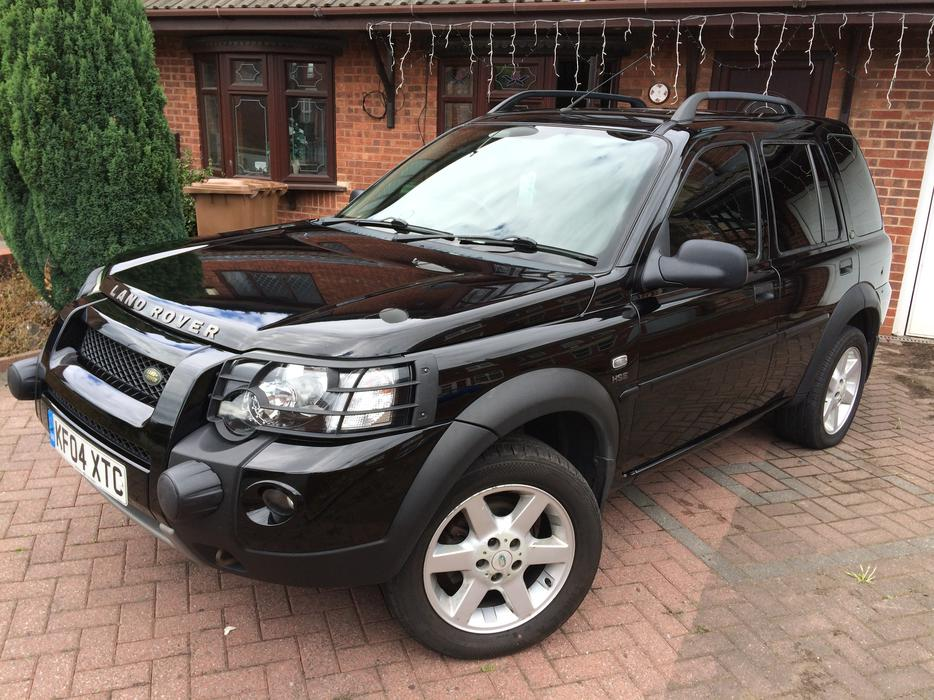 land rover freelander 2 0 td4 hse auto 2004 wednesbury sandwell. Black Bedroom Furniture Sets. Home Design Ideas