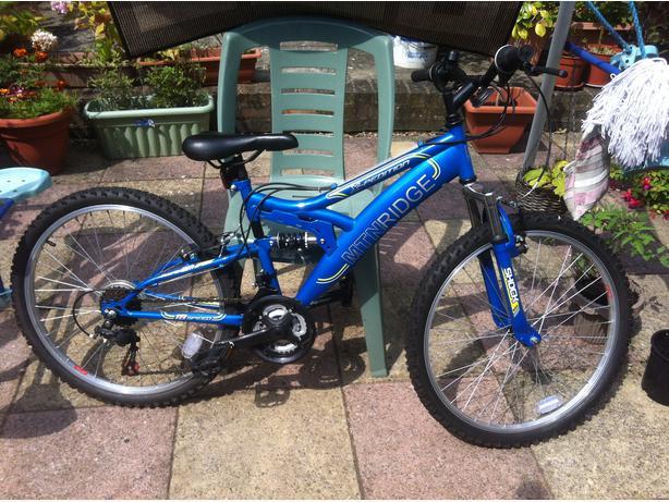 Mountain Ridge Xpedition Bike Stourbridge Wolverhampton