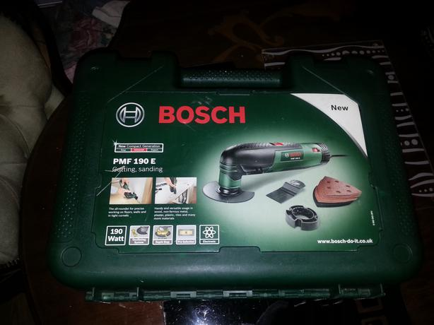 bosch pmf 190 e all rounder multi tool 190w wolverhampton dudley mobile. Black Bedroom Furniture Sets. Home Design Ideas