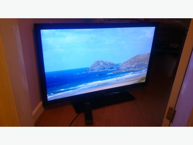  Log In needed £135 · Polaroid 40 inch FullHD Edge LED ultra slim Tv with  USB and Freeview