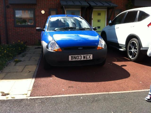 Sold My Car Dvla >> Blue ford ka 1.3 low mileage and mot Outside Black Country Region, Dudley
