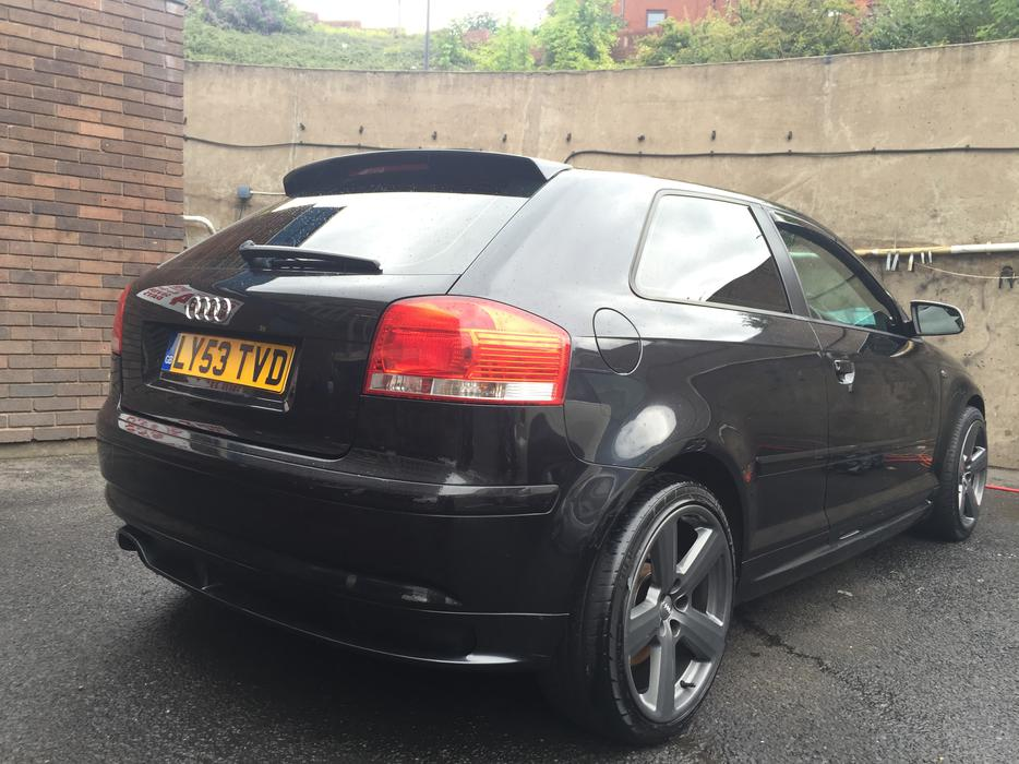 audi a3 quattro sport 3 2 v6 auto trip dsg 2004 stourbridge sandwell. Black Bedroom Furniture Sets. Home Design Ideas