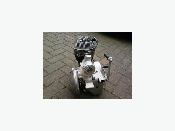 Villiers 9E 197cc engine/gearbox/carb /air filter