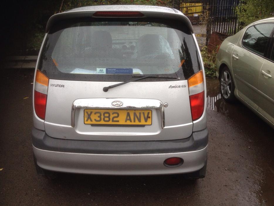 Hyundai Amica Gsi Brierley Hill Wolverhampton