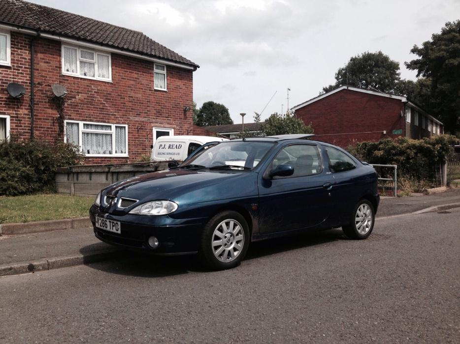 renault megane coupe 1.6 16valve with mot Brierley Hill ...