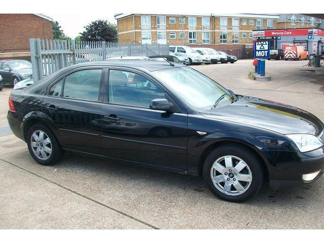 2004 ford mondeo 2 0 zetec tdci 130 bhp 6 speed turbo. Black Bedroom Furniture Sets. Home Design Ideas
