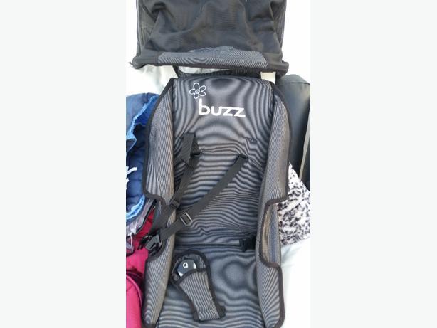 FREE: Quinny buzz seat fabrics and hood
