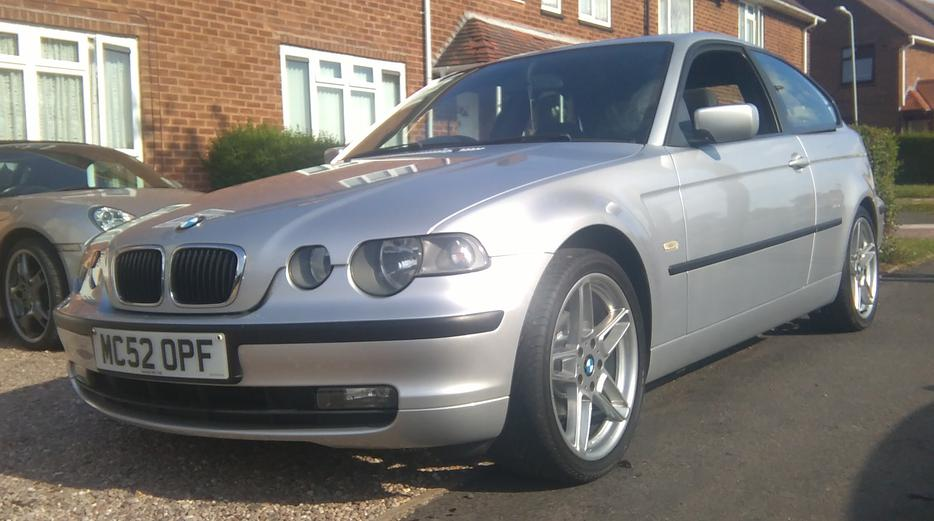 bmw 318ti compact rare individual model bushbury dudley. Black Bedroom Furniture Sets. Home Design Ideas