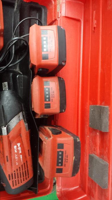 hilti siw 22t cordless drive impact wrench wednesbury. Black Bedroom Furniture Sets. Home Design Ideas