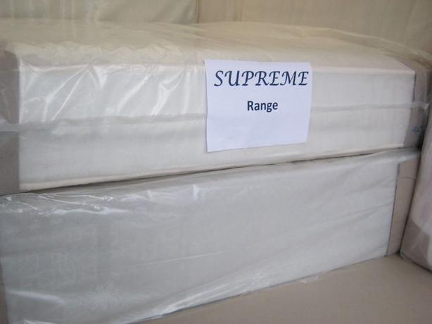 SUPREME ORTHOPAEDIC DOUBLE BED