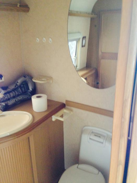 Swift Challenger 470 Se Caravan With Awning Brownhills