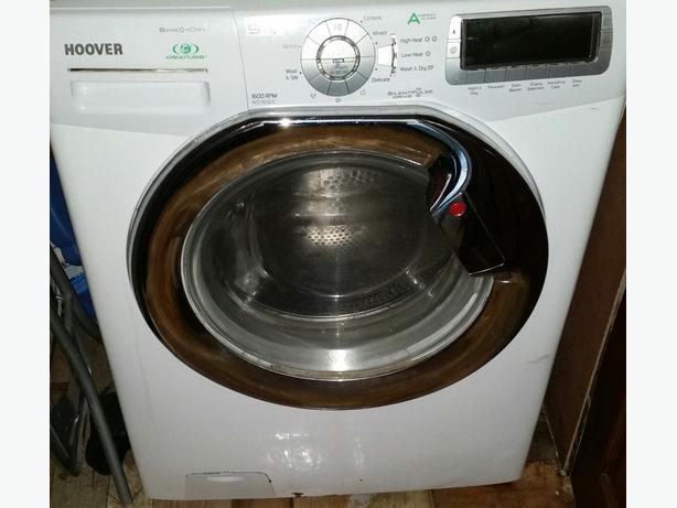 washing machine knocking