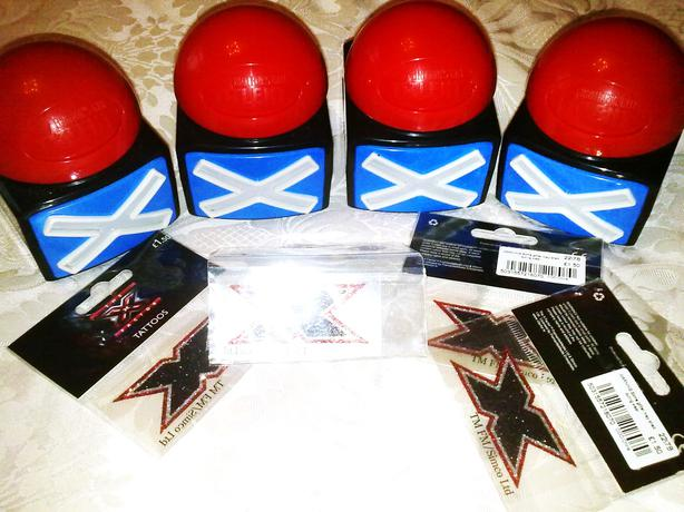 britain`s got talent buzzer`s