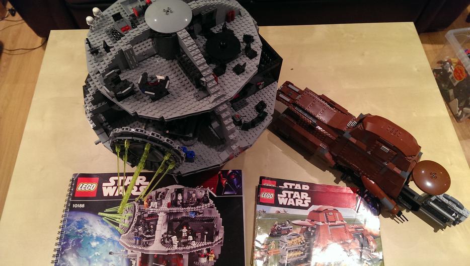 lego original death star wolverhampton  dudley lego star wars death star instruction manual LEGO UCS Death Star