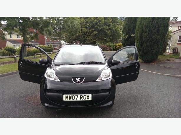 peugeot 107 1 0 53k 2007 20tax ono smethwick dudley. Black Bedroom Furniture Sets. Home Design Ideas