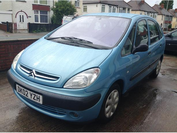 citroen xsara picasso 2 0 hdi sx 2002 heath town sandwell. Black Bedroom Furniture Sets. Home Design Ideas