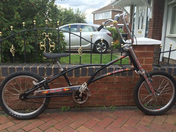 ffdcdd4e460 Big Chopper Bike AMMACO LOWRIDER similar to Schwinn Stingray // more  comfortable