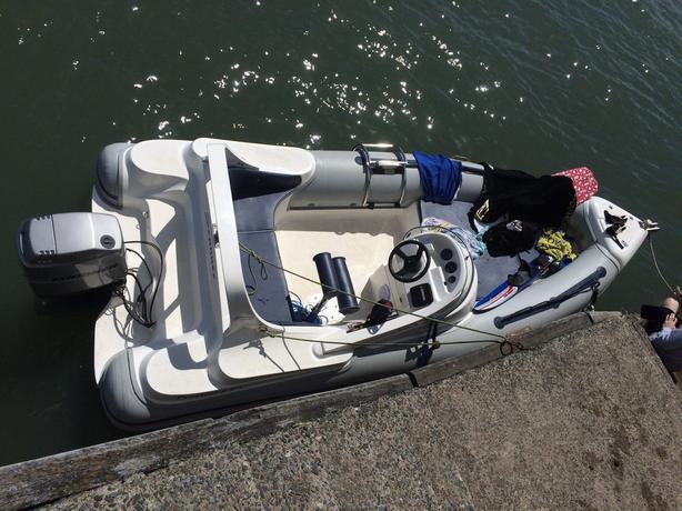 Scanner Prestige Rib 5.3m Speed boat