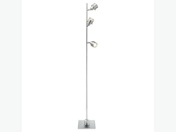 B and q lambo halogen spot lighting floor lamp sf 3l satin nickel b and q lambo halogen spot lighting floor lamp sf 3l satin nickel effect mozeypictures Image collections