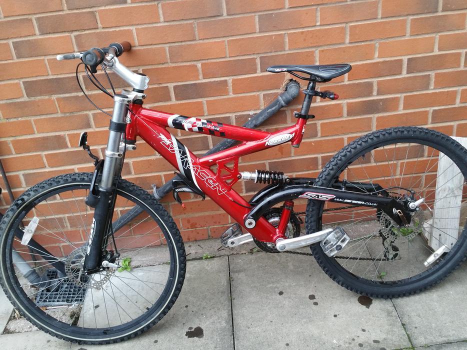 Saracen Hazzard 7005 Mountain Bike For Sale Oldbury Sandwell