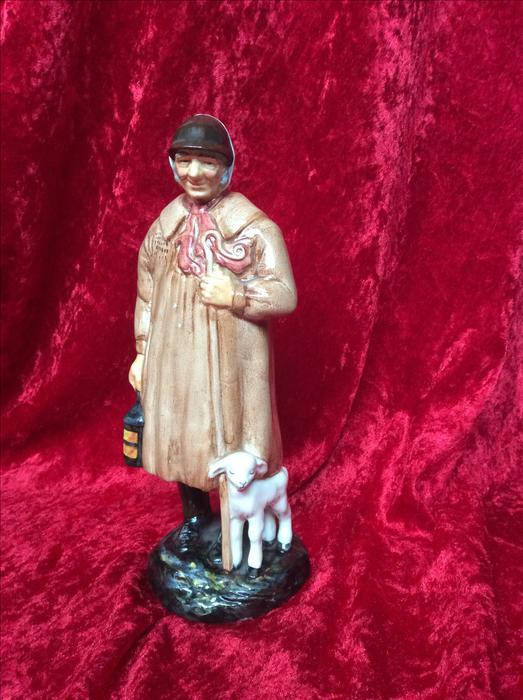 Reduced Now 163 45 Royal Doulton The Shepherd Hn 1975