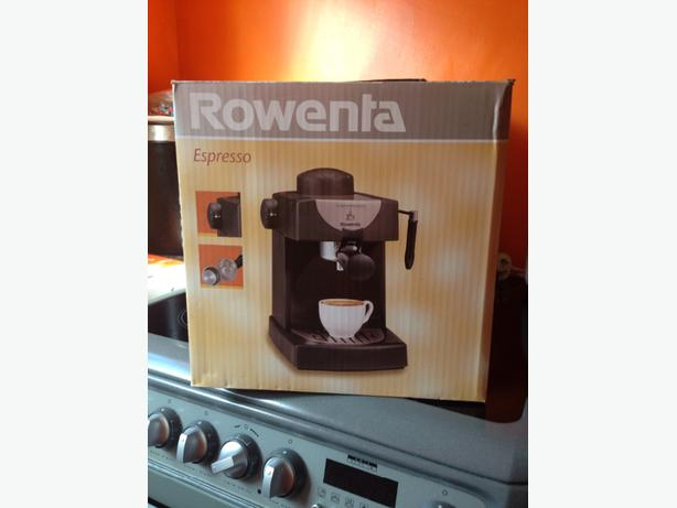 How To Use Rowenta Coffee Maker : rowenta coffee maker Kingswinford, Dudley